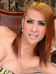Ladyboy who loves to party!