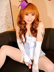 Hot newhalf escort based in Osaka