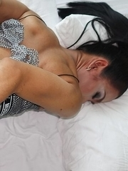Ladyboy Book is a incredible Tgirl of a women with a puffy asshole that's made for breeding. Panty-less Book is wearing a sexy silver mini skirt