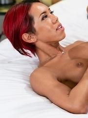 Miran Double Creampie Bareback Sex
