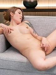 Rui Matsushita Shemale Feet and Cock