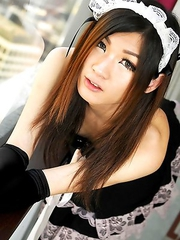 Although a newcomer, Mako is already a best-selling escort.